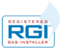 RGI Logo - Registered Gas Installer